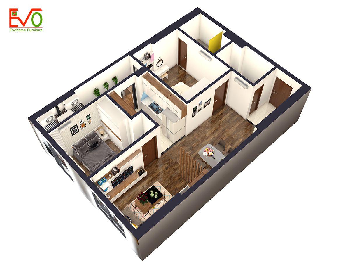 - Chia sẻ kinh nghiệm làm nội thất căn hộ chung cư