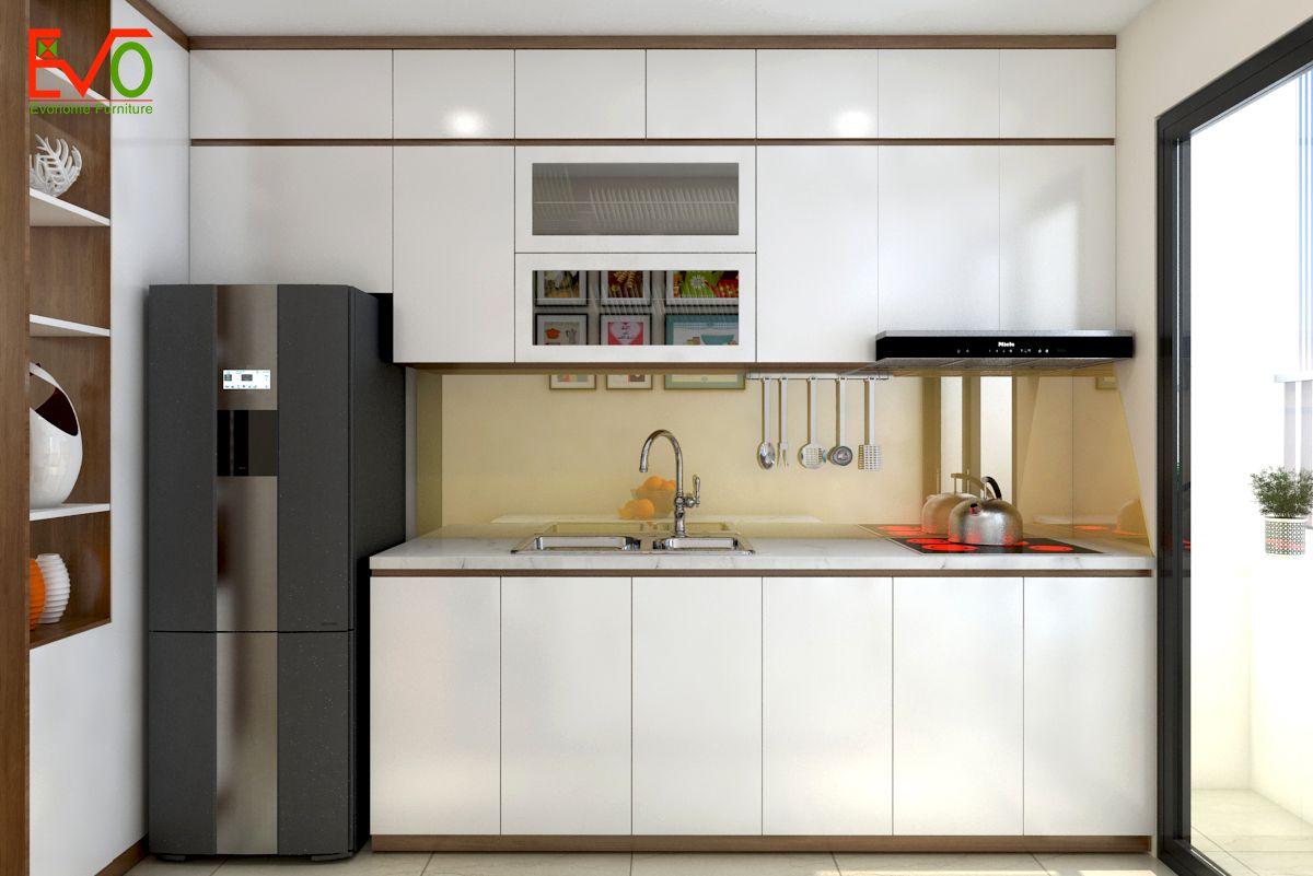 Y tưởng thiết kế nội thất căn hộ nhỏ 5