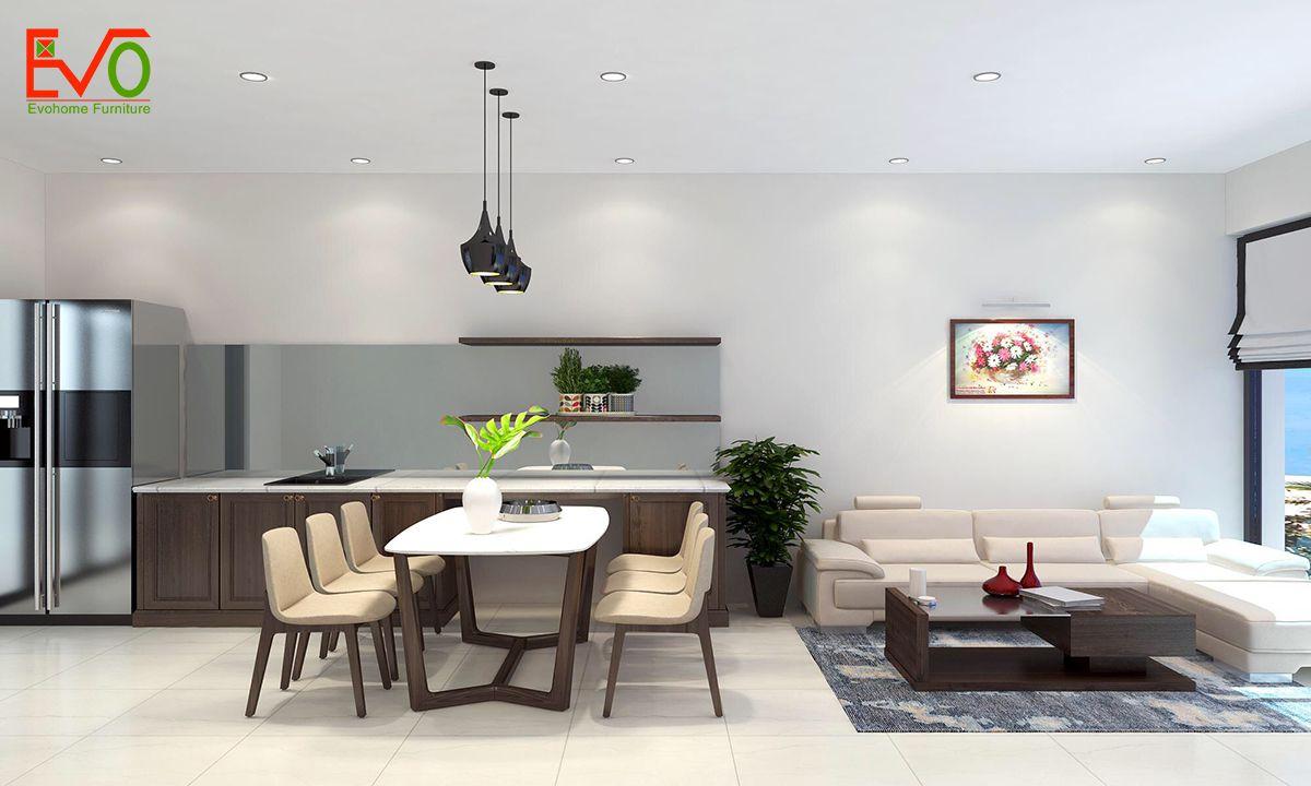 thiết kế thi công nội thất trọn gói khối văn phòng anfico 07