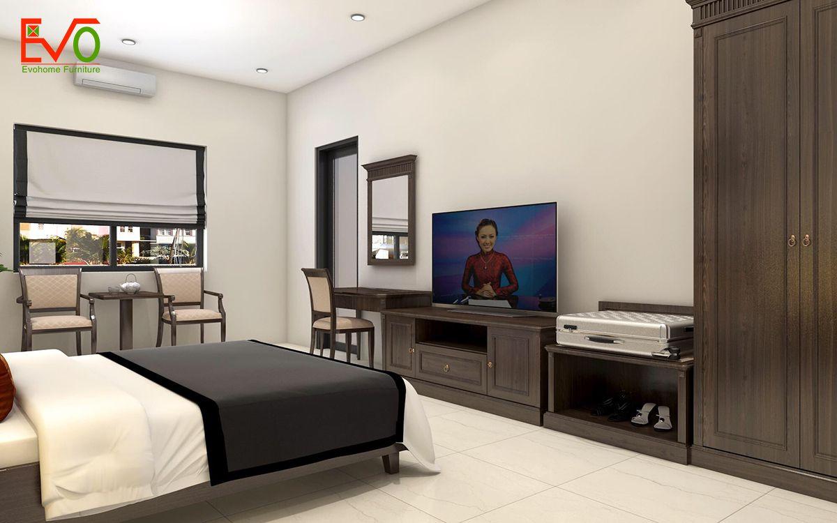 thiết kế thi công nội thất trọn gói khối văn phòng anfico 09