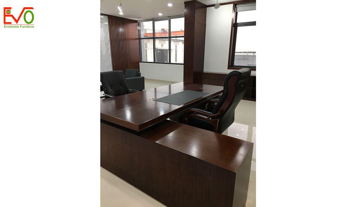 thi công nội thất văn phòng trọn gói cho Anfico 8