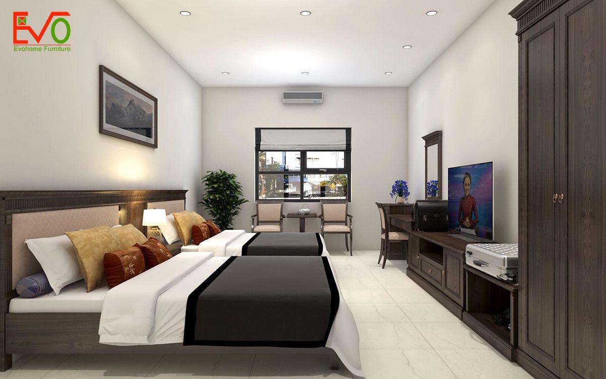 thiết kế thi công nội thất trọn gói khối văn phòng anfico 11