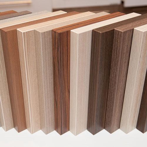màu sắc gỗ mfc