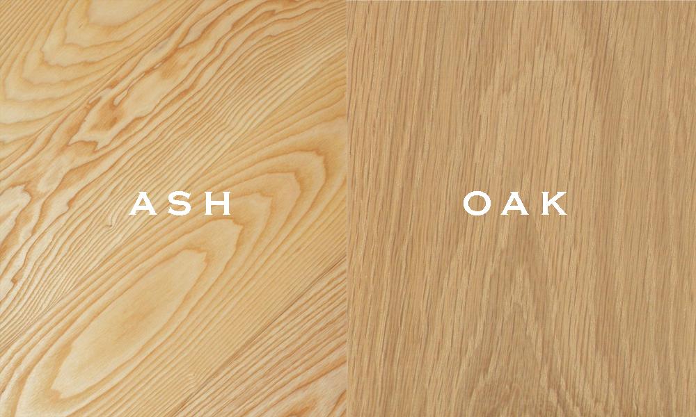 phân biệt gỗ sồi nga và tần bì